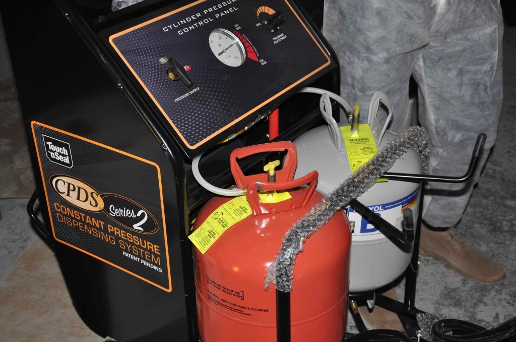 CPDS series установка низкого давления для напыления пенополиуретана ППУ своими руками от 220 вт_00110