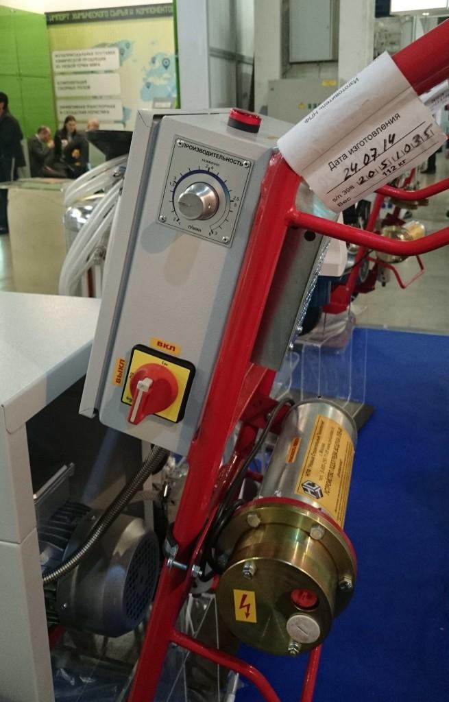 Новые строительные технологии НСТ установка ПЕНА 20 98 установка низкого давления Полиуретанэкс 2015 напыление и заливка пенополиуретана ппу и полимочевины
