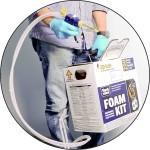 Foam Kit 200 300 600 1000 SR fomkit цена отзывы купить ппу своими руками plynor