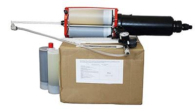 Cartridge spray system полимочевина в картриджах 1