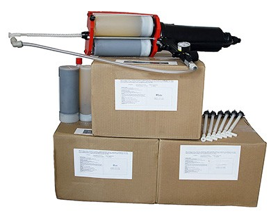 Cartridge spray system полимочевина в картриджах 2