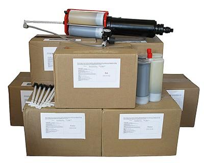 Cartridge spray system полимочевина в картриджах 3