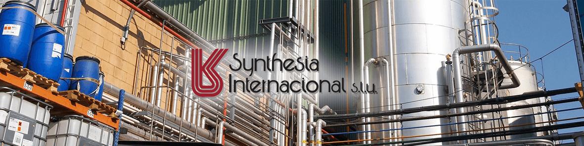 Synthesia International Синтезия пенополиуретан ППУ polyuretane компоненты