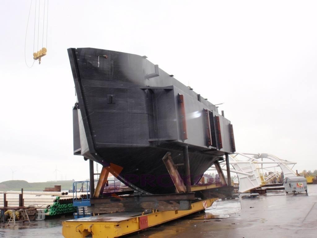 Prokol Australia напыление полимочевины на портовые и морские сооружения