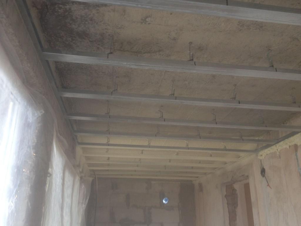 Утепление балкона и лоджии пенополиуретаном ППУ 1