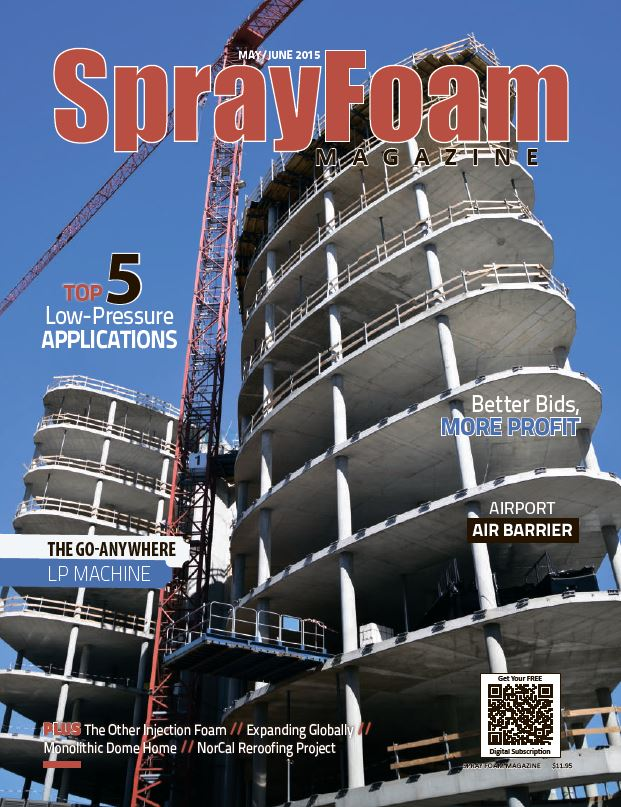 SPRAYfOAM MAGAZIN MAY 2015