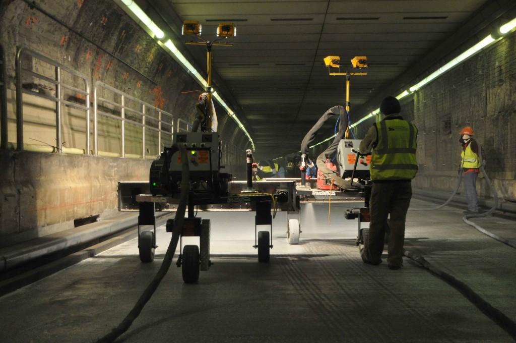 Специальная полимочевина для дорожного строительства bridgepreservation
