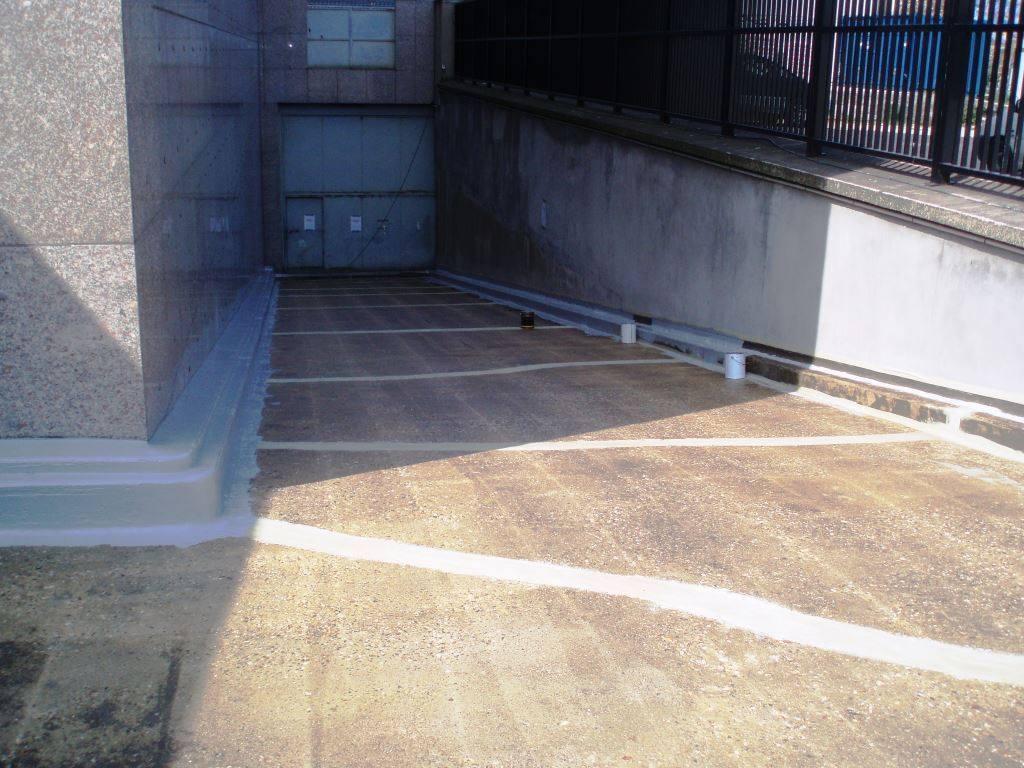 Полимерное покрытие паркингов Maris Polymers SA