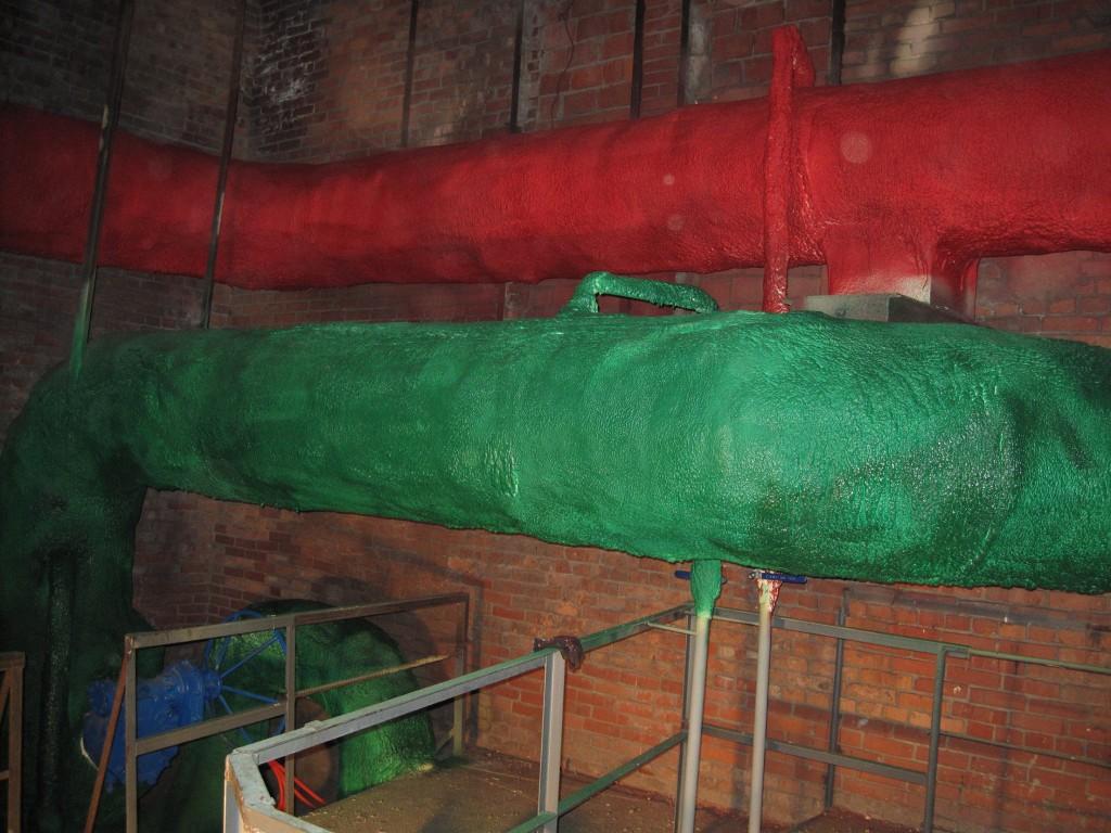 Утепление труб пенополиуретаном ППУ Выборг Санкт- Петербург