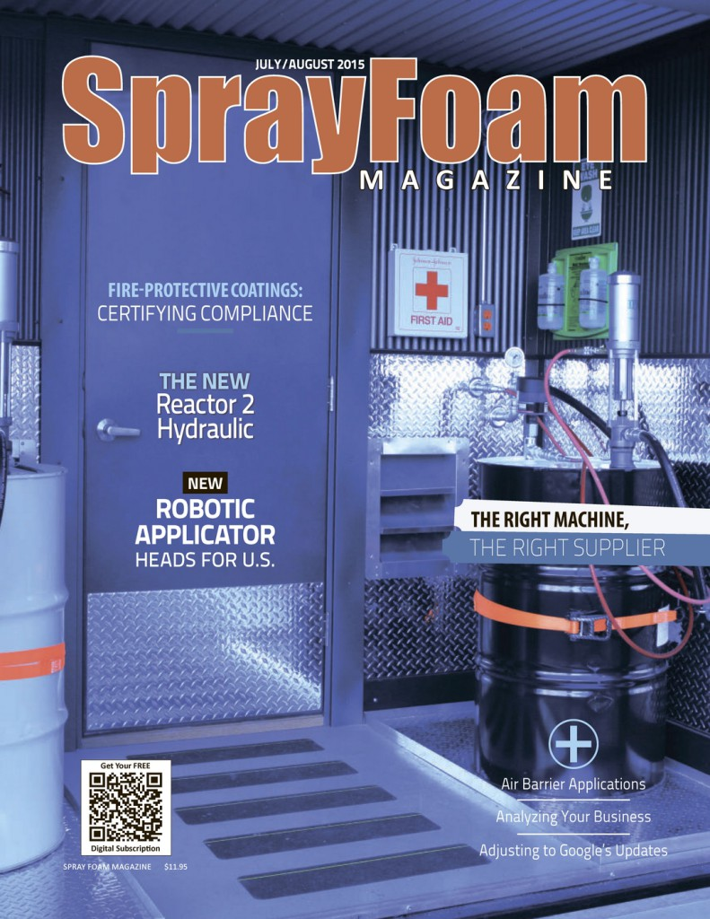 MAGAZIN SPRAYFOAM JULY AUGUST 2015 ФОТО