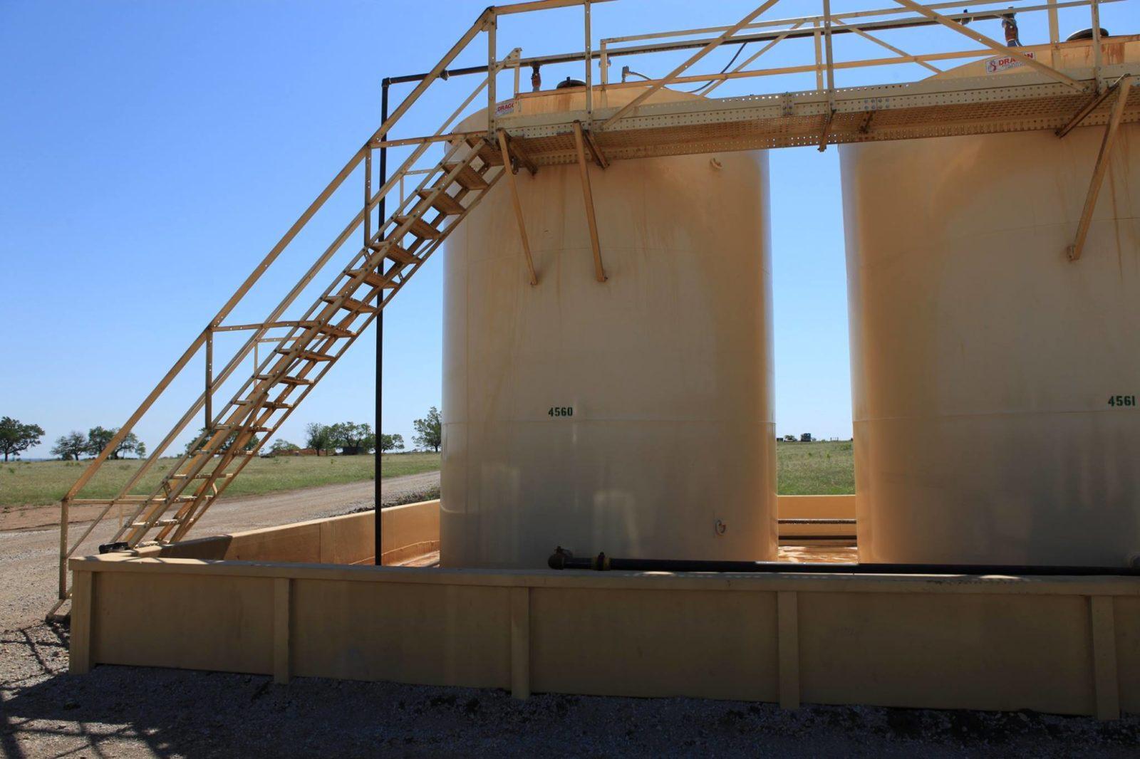 Зона розлива нефтепродуктов полимочевина в нефтяной промышленности