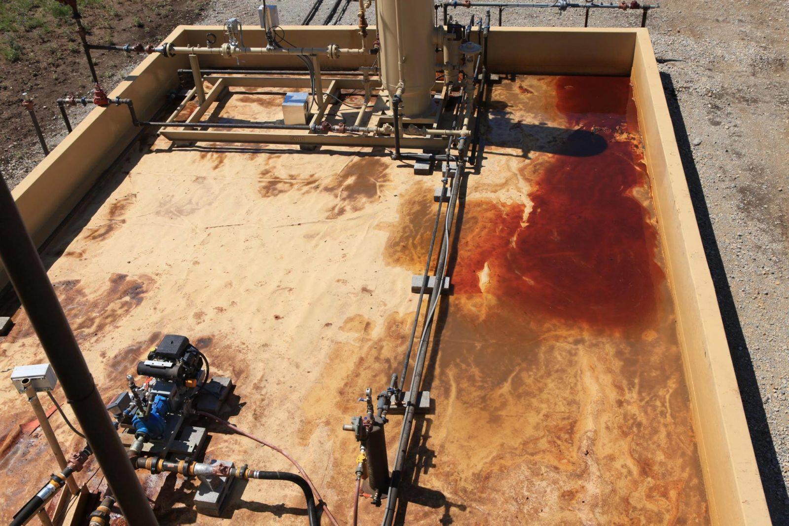 Зона розлива нефтепродуктов полимочевина в нефтяной промышленности_00009