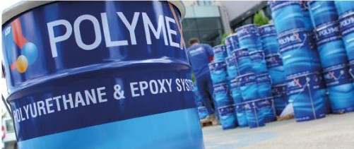POLYMEX ARF POLYMEKS CHEMICALS LTD