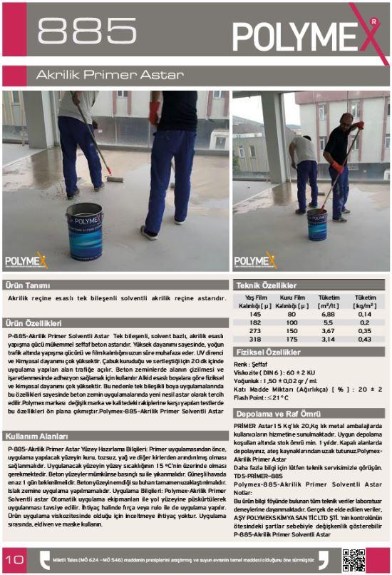 ARF POLYMEKS CHEMICALS LTD POLYMEX полиуретановые покрытия_00008