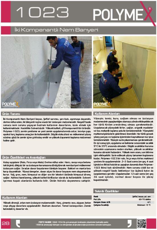 ARF POLYMEKS CHEMICALS LTD POLYMEX полиуретановые покрытия_00023