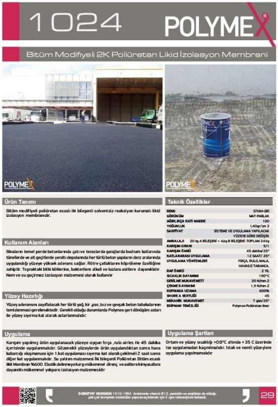 ARF POLYMEKS CHEMICALS LTD POLYMEX полиуретановые покрытия_00024