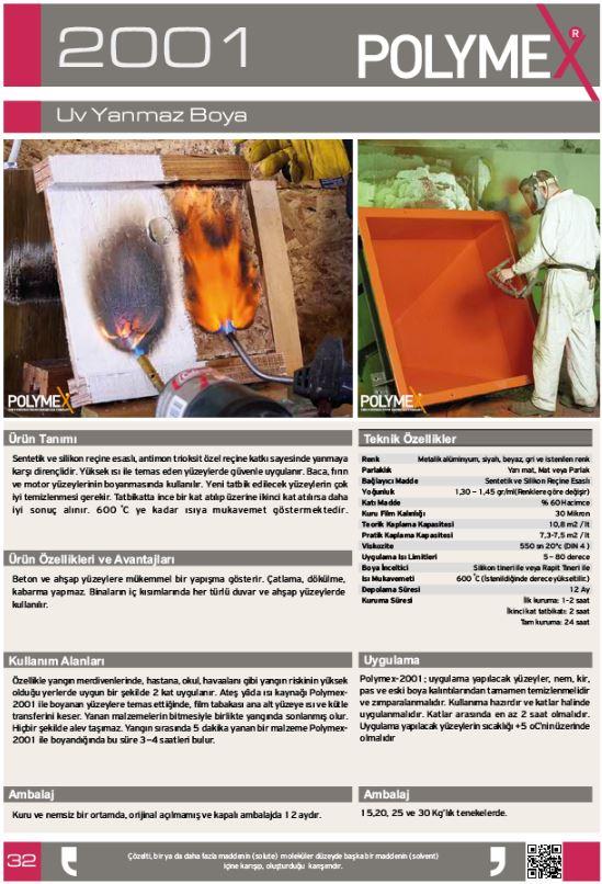 ARF POLYMEKS CHEMICALS LTD POLYMEX полиуретановые покрытия_00026
