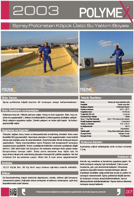 ARF POLYMEKS CHEMICALS LTD POLYMEX полиуретановые покрытия_00028