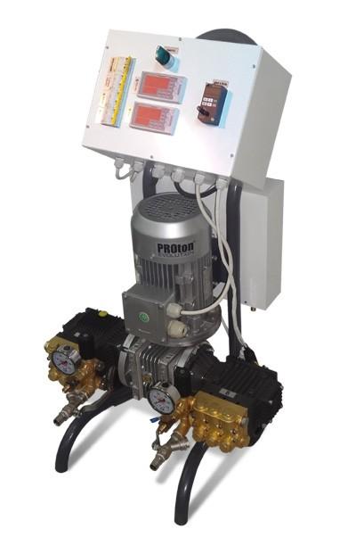 PROton evolution V-5S - GGE установка низкого давления