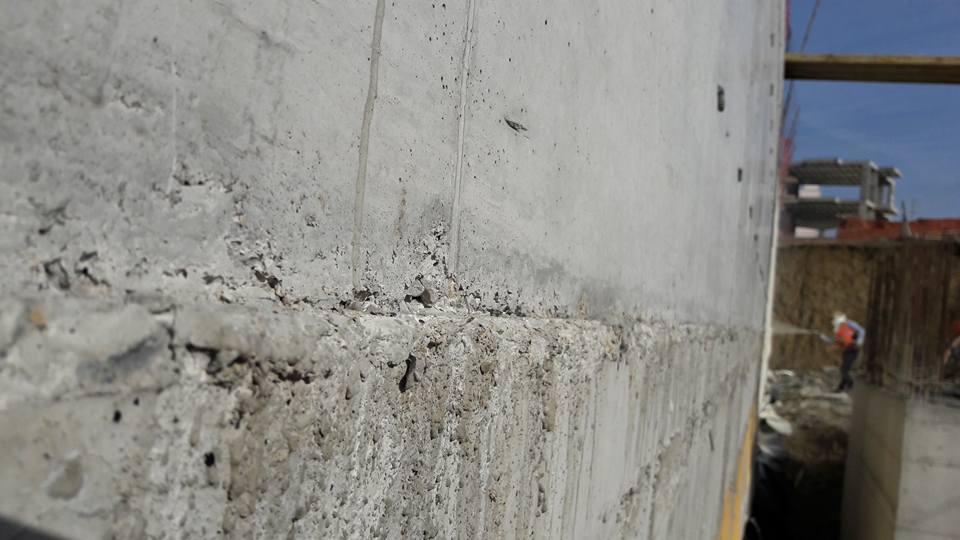 Утепление фундамента пенополиуретаном ППУ бетонное основание