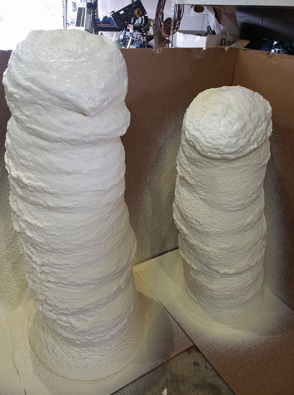 Напыляемый пенополиуретан ППУ